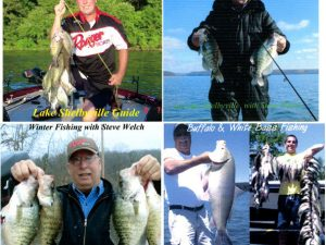 4 DVD Collection - Fishing with Steve Welch