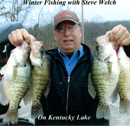 DVD - Winter Fishing on Kentucky Lake with Steve Welch