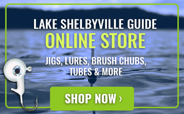 Lake Shelbyville Guide Online Store
